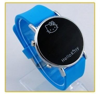 Relógio Digital - Hello Kitty - Várias Cores
