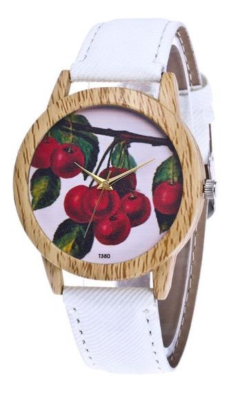 Benefício T380 N Luxuoso Relógio De Pulso De Aço Inoxidável