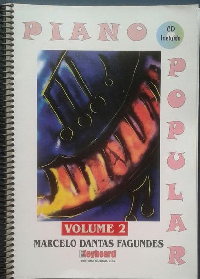 Aprendendo Piano Popular Vol. 2