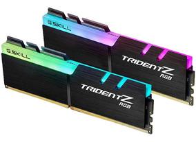 Memória G.skill Tridentz Rgb 16gb 2x8 3200 Mhz Cl14 Promoção