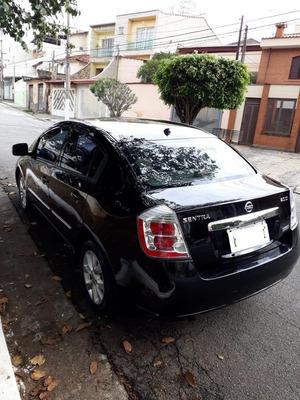 Nissan Sentra 2.0 Sl Flex Aut. 4p 2012