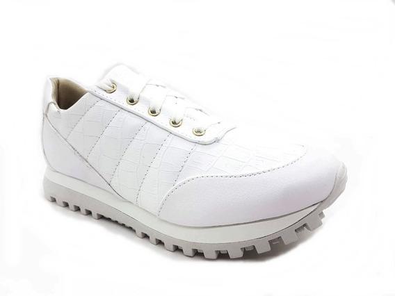 Tenis Feminino Azille Floater Branco Ref 763818280
