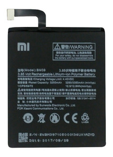 Bacteria Xiaomi Redmi Bm39 /mi6/ Original