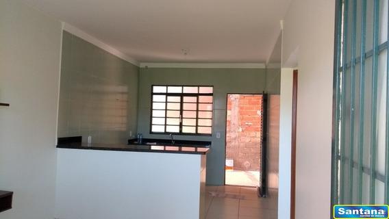 06434 - Casa 2 Dorms, Chacaras Itapema - Caldas Novas/go - 6434