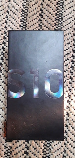 Celular Samsung S 10, Liberado Sin Uso, En Caja Y Con Garant