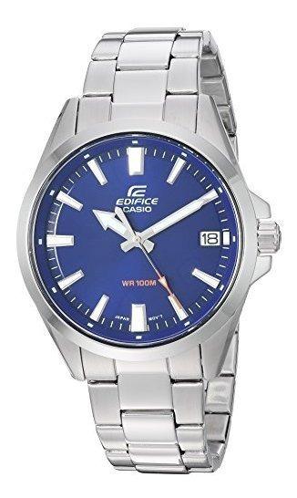 Casio Edifice - Reloj Casual De Cuarzo Para Hombre, Acero I