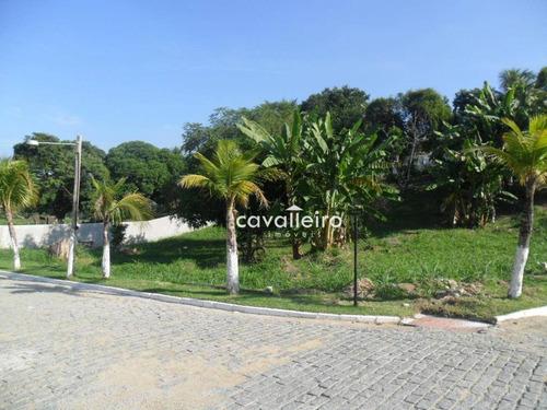 Terreno À Venda, 369 M²  - Santa Paula (inoã) - Maricá/rj - Te1331
