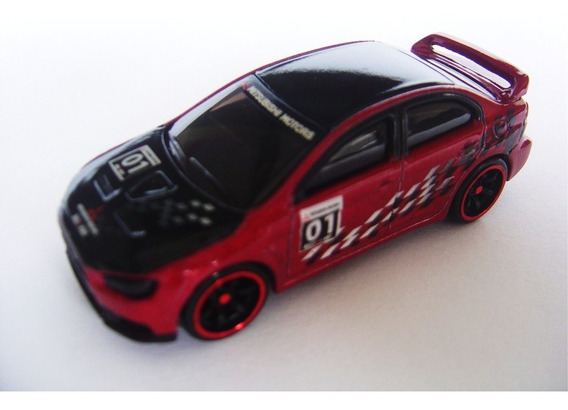 Speed Machines Lancer Evolution 2008 Hot Wheels