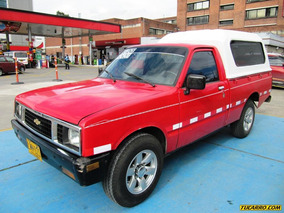 Chevrolet Luv Pickup Cerrada Kb21a