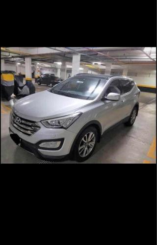 Hyundai Santa Fe 2018 3.3 7l 4wd Aut. 5p