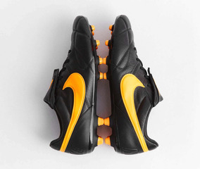 Chuteira Nike Premier 2.0 Sg Couro De Canguru 41 Prof.
