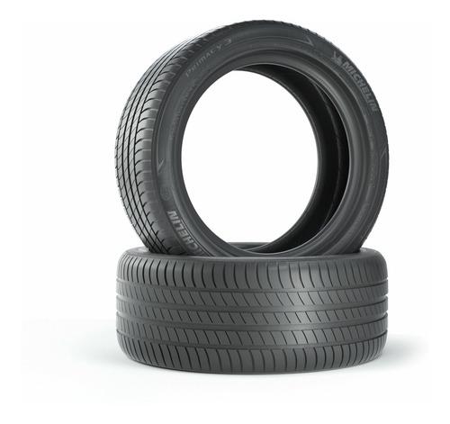 Kit X2 205/45-17 Michelin Primacy 3 Zp 88w Run Flat