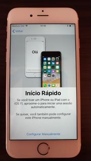 Peças P/ iPhone 6s Rosa Tela,bateria,carcaça,câmera,gaveta