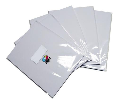 2 Paquetes Etiquetas Discos Cd Sticker Imprimible 200 Piezas