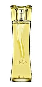 Perfume Linda Tradicional Feminino Do Boticário Original