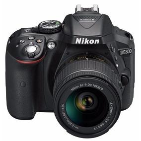 Izalo: Cámara Digital Nikon D5300 Kit 18-55 Reflex 24mp Full