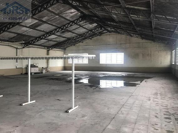 Galpão À Venda Em Barueri, Vila Morellato 1.300 M². - Ga0078