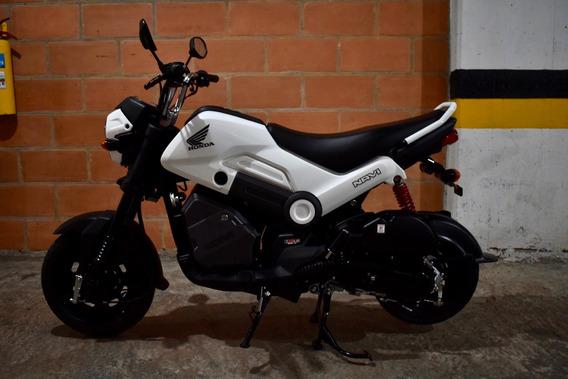 Vendo Honda Navi Mod 2020 Como Nueva Único Dueño Todo Al Día