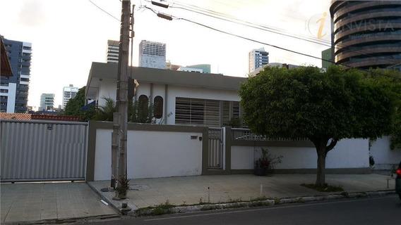 Casa Residencial À Venda, Manaíra, João Pessoa - Ca0960. - Ca0960
