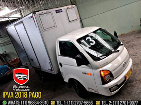 Hr Hd Tci 2.5 Turbo Diesel, Baixo Km, Financiamos E Trocamos