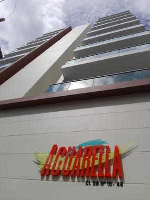 Arrienda Apartamento Edf. Acuarela