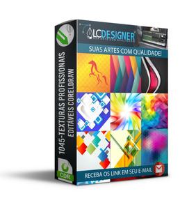 1.045 Texturas E Imagens 100%coreldraw +bonus