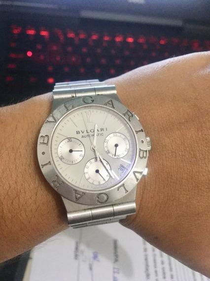 Relógio Bvlgari Automatic Feminino
