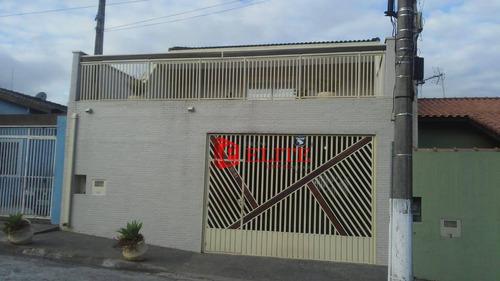 Imagem 1 de 22 de Sobrado Com 4 Dormitórios À Venda, 263 M² Por R$ 689.000,00 - Jardim Altos De Santana Ii - Jacareí/sp - So0601