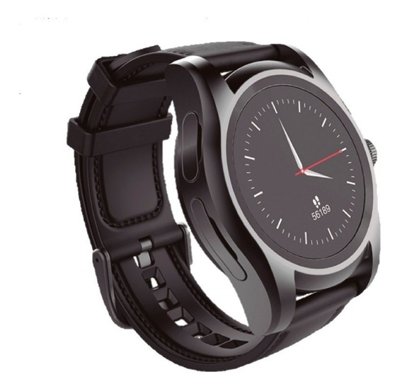 Smartwatch Android Cygnus 1.1pulg Negro Touch Reloj-13 Ghia