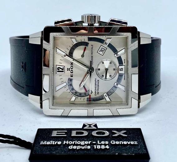 Relógio Edox Classe Royale Retrograde