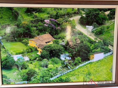Chácara Para Venda Em Mogi Das Cruzes, Biritiba-mirim, 3 Dormitórios, 2 Suítes, 3 Banheiros - 3619_1-1754848
