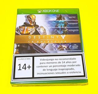 Destiny La Colección - Xbox One - Nuevo