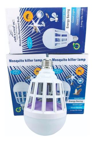 Lampada Anti Mosquito Dengue Zica Pernilongo Cupim Bivolt Uv