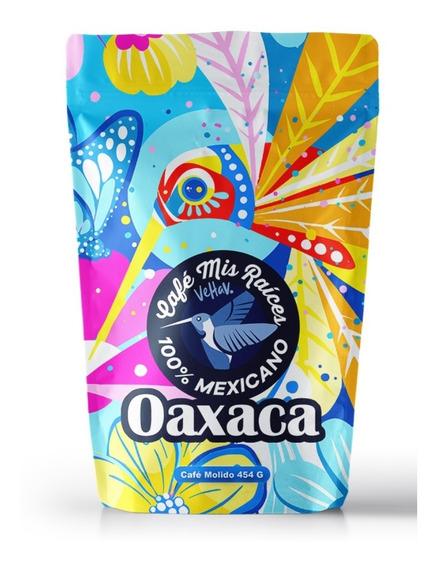 Café Molido Mis Raices Oaxaca