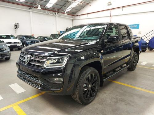 Volkswagen Amarok V6 Black Style