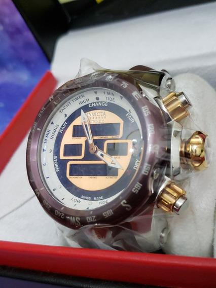 Relógio Invicta Venom 12587 Intrinsic Pulseira Extra