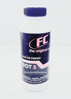 Liga De Freno Dot 3 100% Sintética 290 Cc Valencia