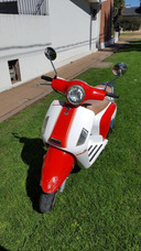 Moto Zanella Mod 150 2014 Sin Anticipo