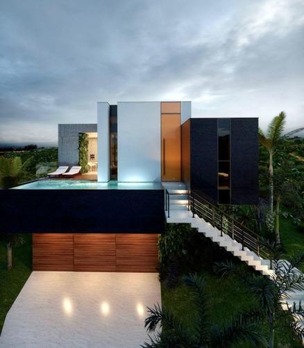 Casa À Venda 4 Quartos, Piscina, Excelente Área De Lazer No Alphaville - Lagoa Dos Ingleses, Nova Lima/ Mg - 976