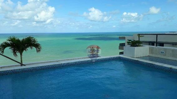 Cobertura Com 5 Dormitórios À Venda, 679 M² Por R$ 3.685.000,00 - Boa Viagem - Recife/pe - Co0014