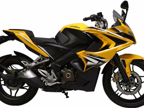 Rouser Rs 200 Inyeccion (arizona Motos)