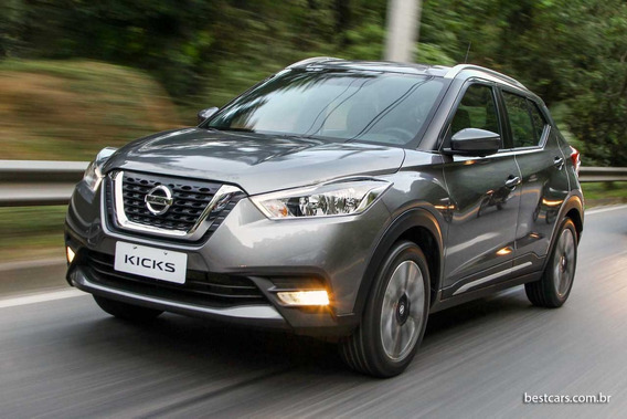 Nissan Kicks 1.6 .advance 120cv Mt