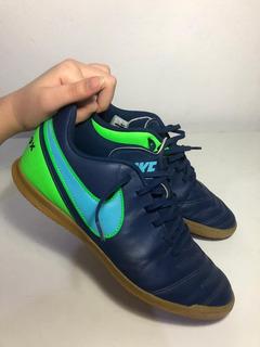 Chuteira Nike Tiempo X Rio Iii Ic