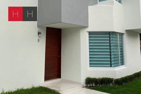 Casa En Venta Camino Real A Cholula