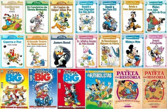 6 Especiais Disney À Sua Escolha: Essencial; Big; Especial;