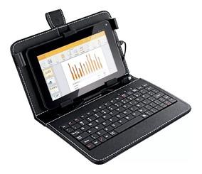Tablet Função Celular 2 Chip 3g Wifi Gps Whatsapp + Teclado
