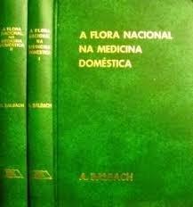 Flora Nacionnal Volume I E Il Livro De Medicina Barato!