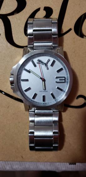 Relógio Puma Ultra Size - Aço