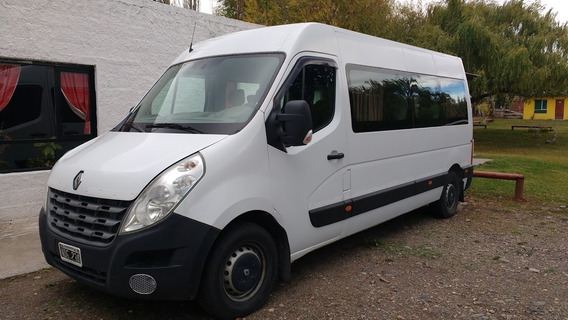 Renaul Master Minibus 2013
