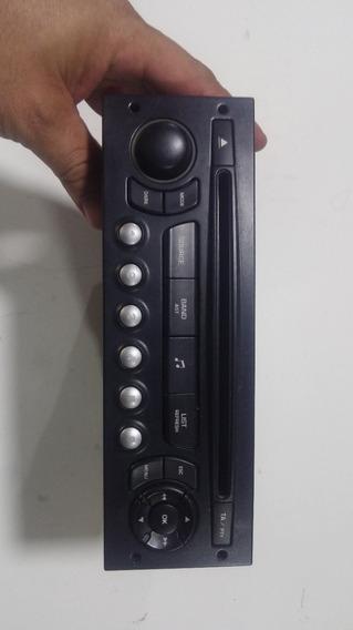 Rádio Peugeot 3008 Original 9666967477